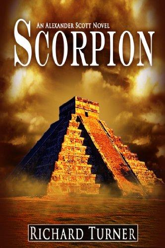 Book: Scorpion (An Alexander Scott Novel) by Richard Turner