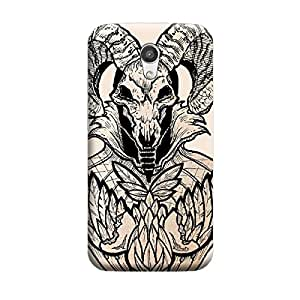 Ebby Premium Printed Mobile Back Case Cover With Full protection For Moto G2 (Designer Case)