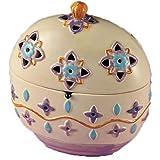 トローピコ 陶器で アジアンが かわいい 蚊遣り  モロッコフラワー 600105102