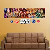 Star Wars Movie Mural Fathead REAL.BIG Wall Graphic