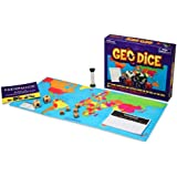 GeoDice: Educational Geography Board Game
