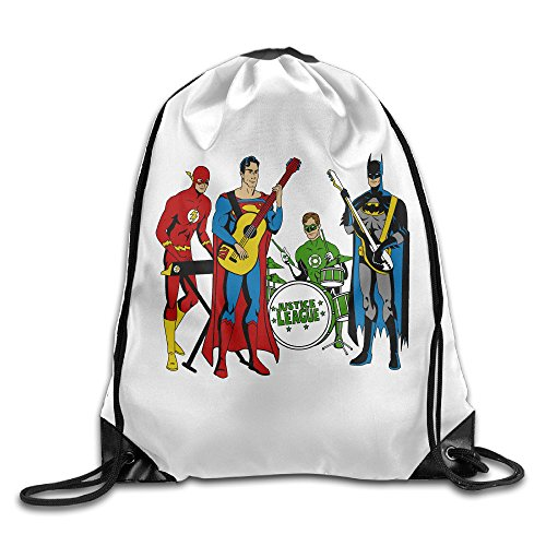 Carina Justice Rock Band League New Design Travel Bag One Size