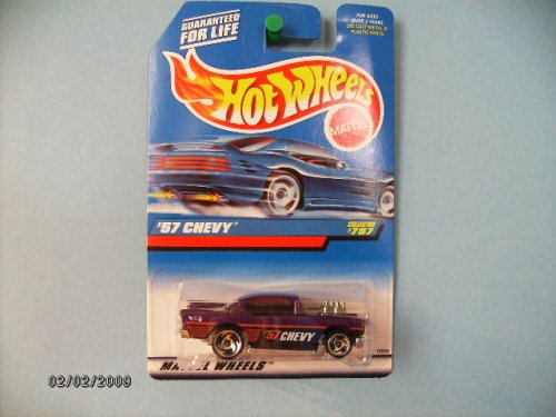 Hot Wheels 57 Chevy Collector #787 1:64 Scale