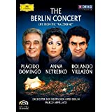 Domingo/Netrebko/Villazon: The Berlin Concert [DVD] [2006]by Domingo