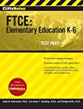 img - for CliffsNotes FTCE Elementary Education.jpg book / textbook / text book