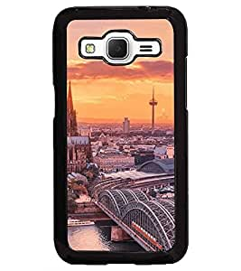 PRINTSWAG CITY Designer Back Cover Case for SAMSUNG GALAXY CORE PRIME
