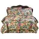 Palm Island Home Maui 7 Pc Queen Comforter Set Multi