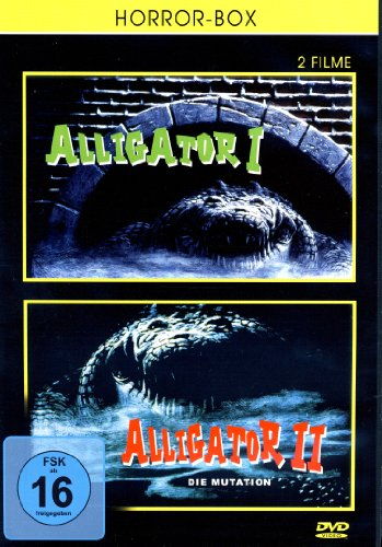 Alligator 1+2 Horror-Box