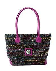 Anekaant Womens Handbag (Purple) (ADB1840)