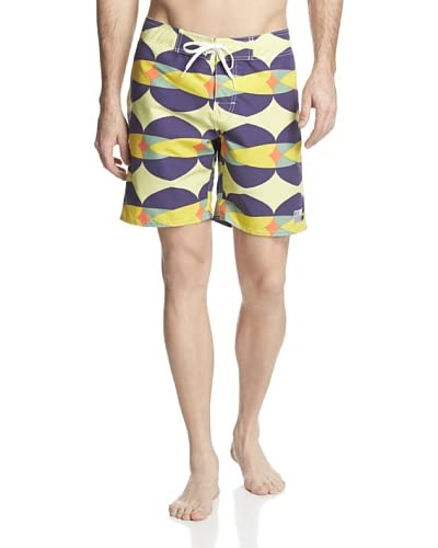 ambsn Men's Shazam Boardshort