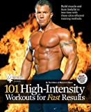 img - for 101 High-Intensity Workouts for Fast Results (101 Workouts) 101 High-Intensity Workouts for Fast Re book / textbook / text book