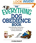 The Everything Dog Obedience Book: Fr...