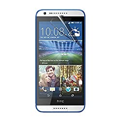 Stuffcool Crystal Clear Screen Protector Screenguard for HTC Desire 620G (CCHC620)