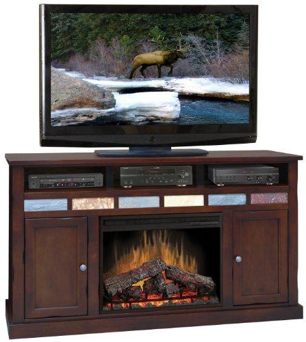 Fire Creek Fireplace Console picture B009PRSAD8.jpg