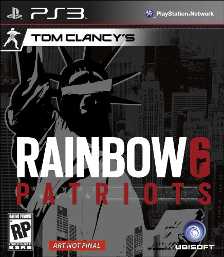 Rainbow Six: Patriots - PlayStation 3 Standard Edition