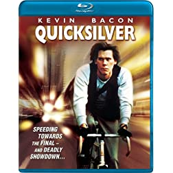 Quicksilver [Blu-ray]