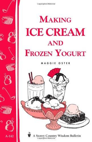 Making Ice Cream and Frozen Yogurt088266655X : image