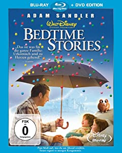 Bedtime Stories - Combo Box (Blu-Ray & Dvd) [Import allemand]
