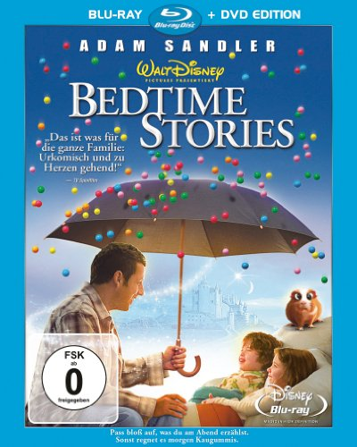 Bedtime Stories (+ DVD) [Blu-ray]
