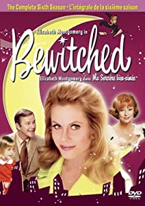 Bewitched: The Complete Sixth Season (Bilingual)