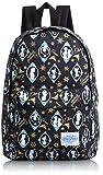 [ディズニーバッグ] DISNEY BAG Disney アナと雪の女王 総柄デイパック D3321 紺 (コン)