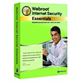 Webroot Internet Security Essentials - 3 User (PC DVD)by Webroot