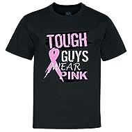 Tough Guys Wear Pink Youth T-Shirt
