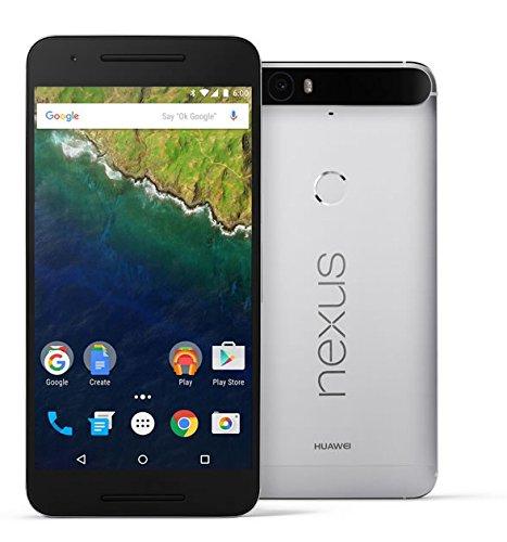 (SIMフリー) Google グーグル Nexus 6P H1512 (並行輸入品) (64GB, シルバー)
