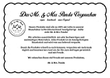 Mr. & Mrs. Panda Schlüsselanhänger Anker - 100% handmade aus Bambus - Anker, maritim, Meer, Küste, Schiff Schlüsselanhänger Anhänger Glücksbringer Geschenke Schlüsselbund Anker, maritim, Meer, Küste, Schiff -