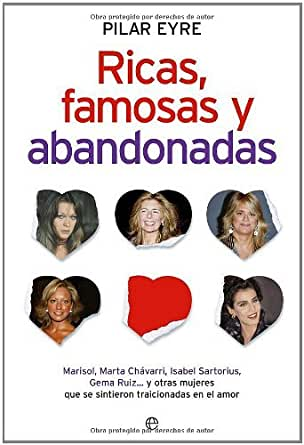 Amazon.com: Ricas, famosas y abandonadas (Spanish Edition) eBook