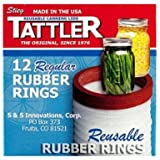 Reusable Replacement Canning Jar Ring
