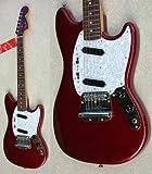 Fender Japan エレキギター MG69-75 OCR