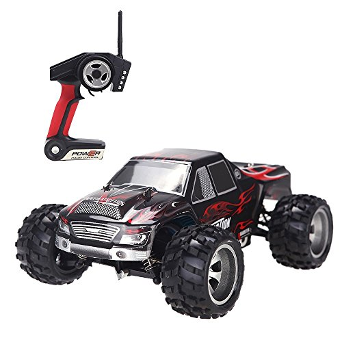 Babrit F9 2.4HZ 4WD High Speed 50KM/H 1:18 SCALE RC Cars Fast Race RC