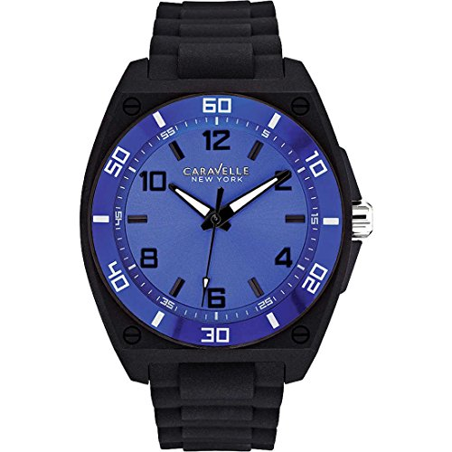 Only Time Watch Caravelle New York Men's Sport Supply trendy 45A116 code