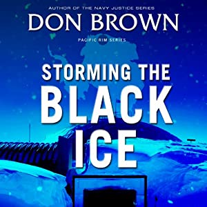 Storming the Black Ice Audiobook