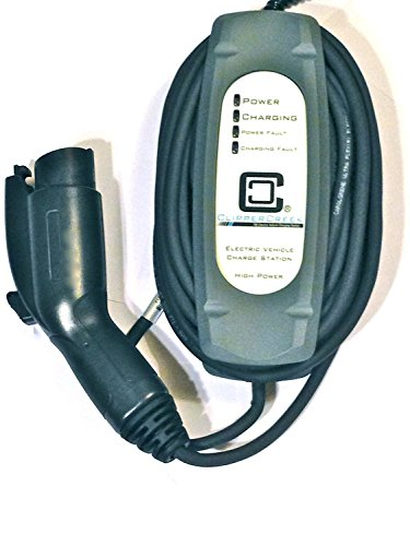 Clipper Creek Electric Vehicle Charging Station 240V 3.8Kw 22Ft Cord