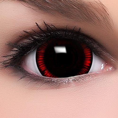 funzerarmini-black-sclera-lentillas-de-colores-flashback-10-ml-solucion-recipiente-para-lentes-de-co