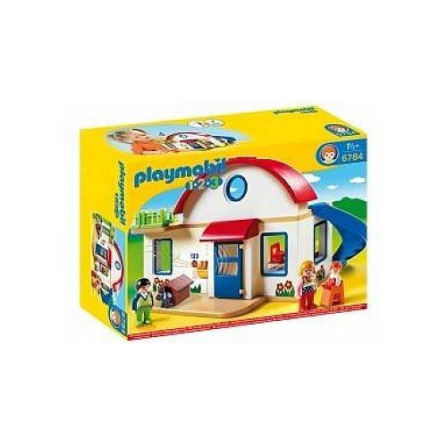 Playmobil 6784 jeu de construction maison de campagne jouets pour enf - Jeu de construction de maison ...