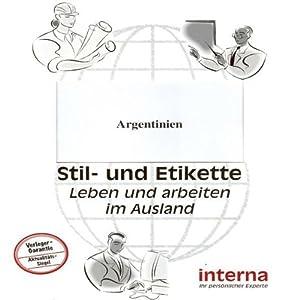 Handbuch Argentinien (Stil und Etikette) Hörbuch