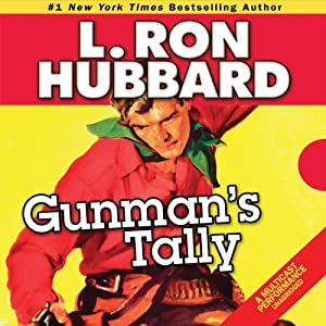 Gunman's Tally Audiobook