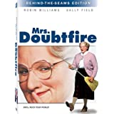 Mrs. Doubtfire (Behind-the-Seams Edition) DVD – $4.99!