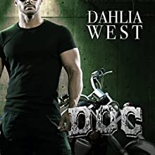 Doc: Burnout, Book 5 Audiobook by Dahlia West Narrated by Mason Lloyd