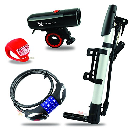 Bike Light Parts : Xtreme bright lighting parts all in one led bike durable