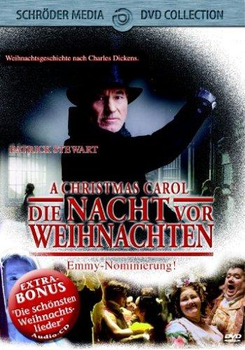 A Christmas Carol: Die Nacht vor Weihnachten [Limited Edition] [2 DVDs]