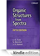 Organic Structures from Spectra [Edizione Kindle]