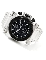 Invicta Men's Coalition Force Swiss Quartz Chronograph Stainless Steel Watch