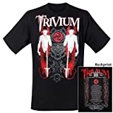 Merchandise - Trivium - T-Shirt Blood Angel (in XL) von Trivium