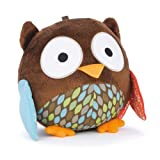 Skip Hop Chime Ball, Treetop Friends Owl Infant, Baby, Child