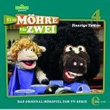 Eine Möhre für Zwei - Das Original-Hörspiel zur TV-Serie Folge 4: Haarige Zeiten