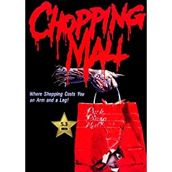 Chopping Mall (Killbots) [VHS Retro Style DVD] 1986